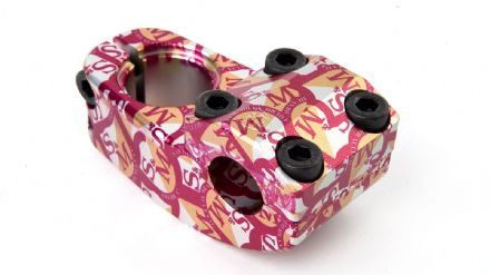 S&M Enduro V2 Stem 49mm Shield Wrap